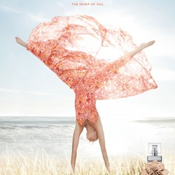 Fashion : Banana Republic Wildbloom Fragrance Campaign by markusnyc