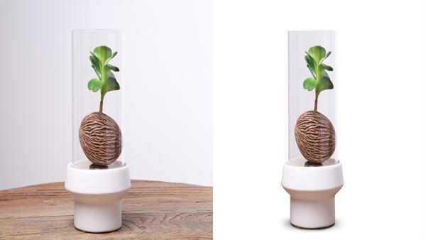 Simple clipping path