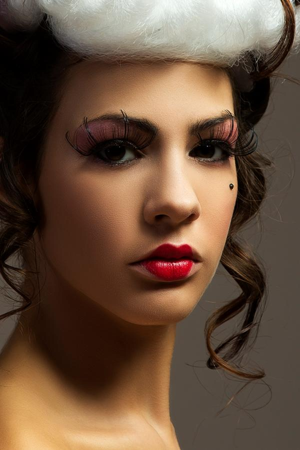 Rococo shooting, beauty retouc. Look at my other pictures. :-) Click on my name.