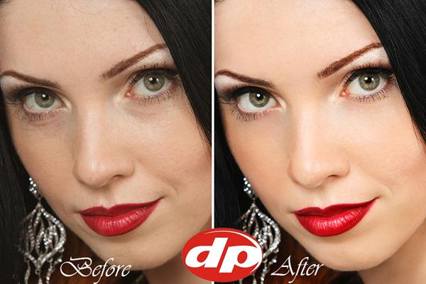 potrait Retouching