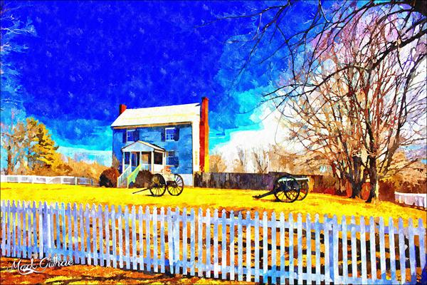 lee house_FotoSketcher