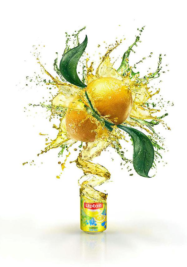 Lipton Lemon - Liquid