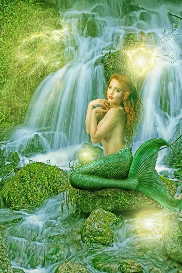 the green mermaid