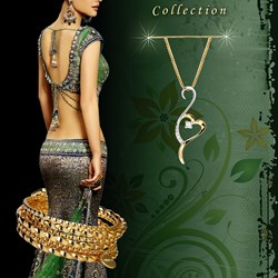 Fashion : Jewellery Mockup by Dipankar D.